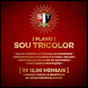 Sou tricolor